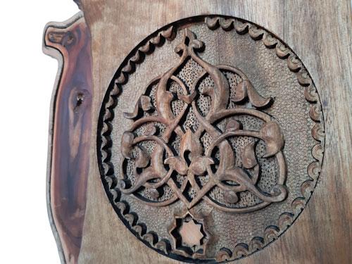 Monabat Kari key holder by Mohammad Mehdi Tavakol