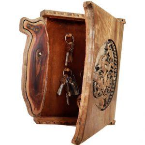Monabat Gereh key holder made by Mohammad Mehdi Tavakol