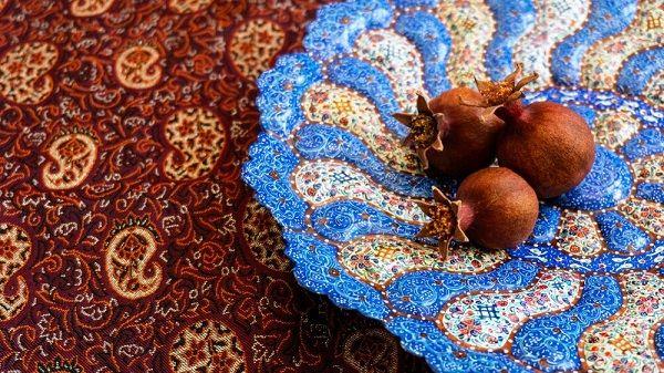 Buy Iranian handicrafts online - Persian handicrafts online store