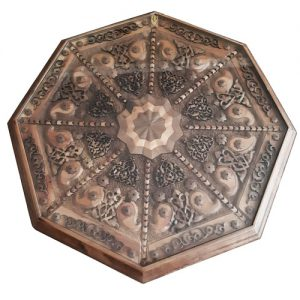 Monabat table - Persian handicrafts wooden table