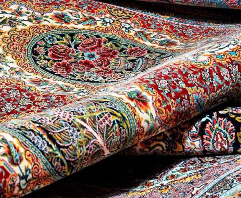 History of persian rugs