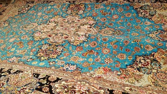 History of Persian carpet