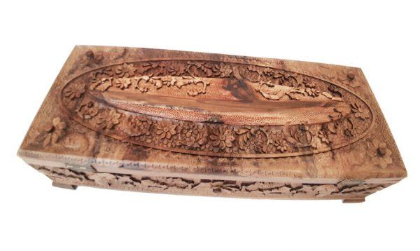 Monabat Box (Fox Escape) - handicrafts365
