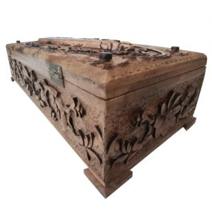 Monabat kari Box (Fox Escape) - Handicrafts365
