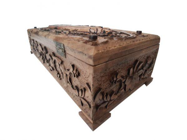 Monabat kari Box (Fox Escape) - Handicrafts365