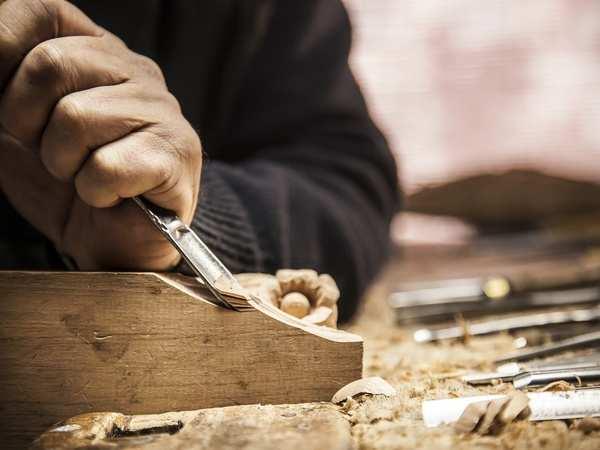 History of wooden handicrafts in Iran