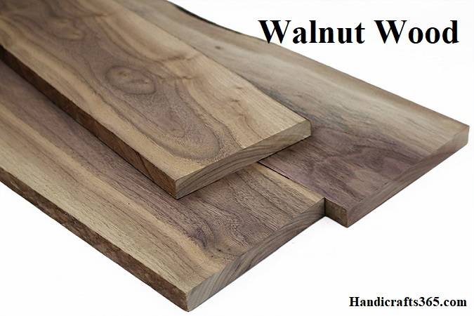 Walnut wood for wood carving