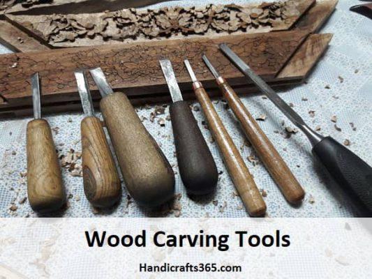 Best Wood Carving Tools - handicrafts365.com