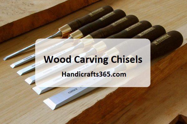 Wood Carving Chisels - handicrafts365.com