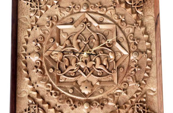Monabat Clock (Heaven) made by mohammad mehdi tavakol