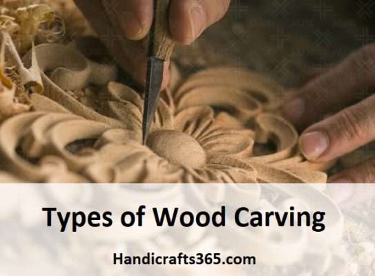 Types of wood carving