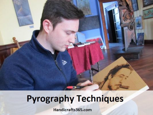 Pyrography Techniques
